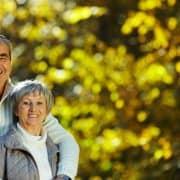 Happy Couple prevent Alzheimer's