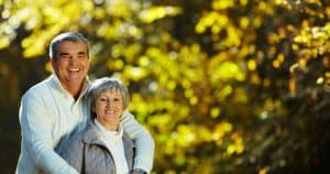 Happy Couple prevent Alzheimer's